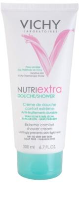 Vichy NutriExtra sprchový krém pro suchou až velmi suchou pokožku