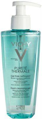 Vichy Pureté Thermale erfrischendes Reinigungsgel