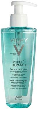 Vichy Pureté Thermale gel de limpeza refrescante