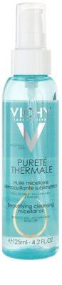 Vichy Pureté Thermale zkrášlující čisticí micelární olej
