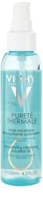 Vichy Pureté Thermale óleo micelar de limpeza embelezador 1