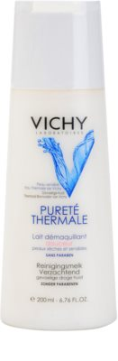 Vichy Pureté Thermale sminklemosó tej az érzékeny száraz bőrre