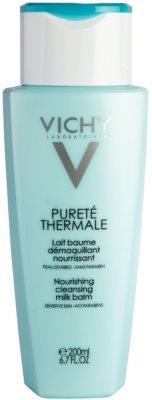 Vichy Pureté Thermale подхранващ почистващ балсам