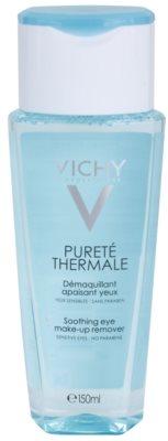 Vichy Pureté Thermale demachiant pentru ochi sensibili