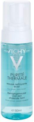 Vichy Pureté Thermale почистваща пяна  за озаряване на лицето