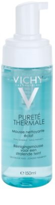 Vichy Pureté Thermale mousse de limpeza para pele radiante 1
