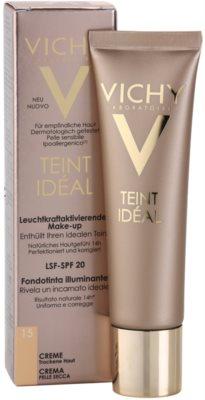 Vichy Teint Idéal auffrischende Make-up Creme für einen idealen Teint 1