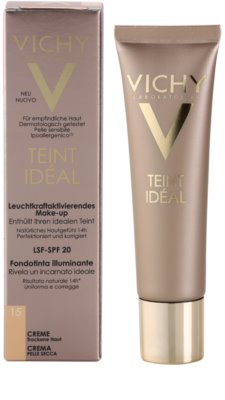 Vichy Teint Idéal auffrischende Make-up Creme für einen idealen Teint 2