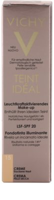 Vichy Teint Idéal auffrischende Make-up Creme für einen idealen Teint 3