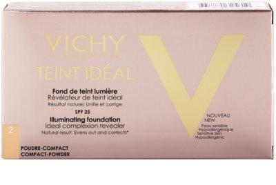 Vichy Teint Idéal polvos compactos iluminadores para el tono ideal de la piel 3