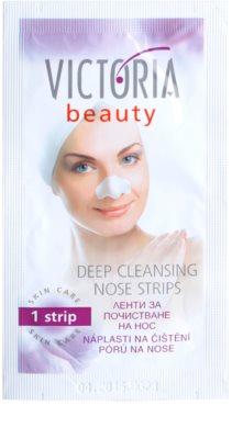 Victoria Beauty Skin Care tiras limpia poros para la nariz