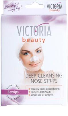 Victoria Beauty Skin Care tiras limpia poros para la nariz 1