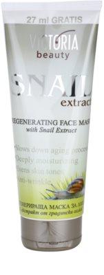 Victoria Beauty Snail Extract Regenerierende Maske mit Schneckenextrakt
