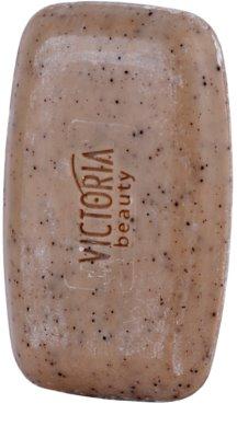 Victoria Beauty Snail Extract jabón exfoliante suave con extracto de baba de caracol y café 1