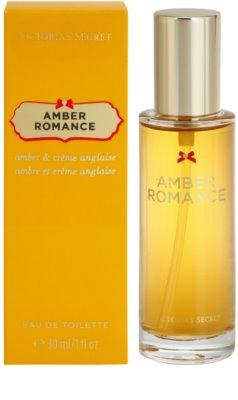 Victoria's Secret Amber Romance eau de toilette para mujer