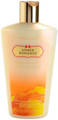 Victoria's Secret Amber Romance telové mlieko pre ženy