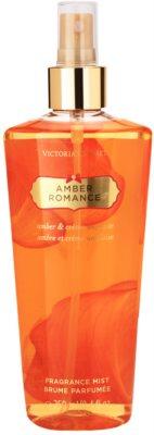 Victoria's Secret Amber Romance spray de corpo para mulheres