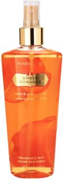 Victoria's Secret Amber Romance testápoló spray nőknek