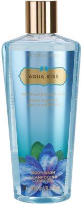 Victoria's Secret Aqua Kiss gel de dus pentru femei