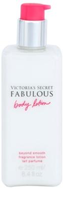 Victoria's Secret Fabulous Lapte de corp pentru femei