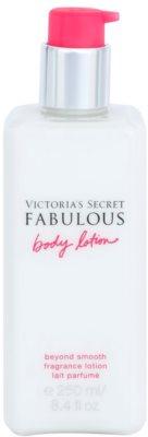 Victoria's Secret Fabulous тоалетно мляко за тяло за жени