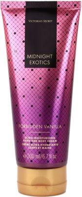 Victoria's Secret Midnight Exotics Forbidden Vanilla крем для тіла для жінок