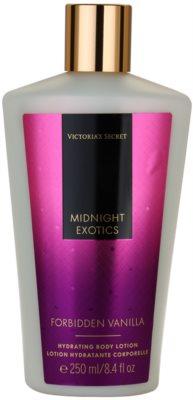Victoria's Secret Midnight Exotics Forbidden Vanilla tělové mléko pro ženy