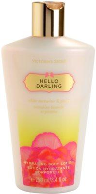 Victoria's Secret Hello Darling leche corporal para mujer