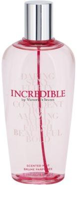 Victoria's Secret Incredible spray corporal para mujer