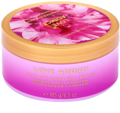 Victoria's Secret Love Addict manteiga corporal para mulheres