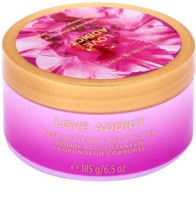 Victoria's Secret Love Addict tělové máslo pro ženy