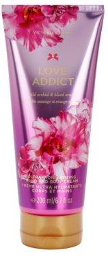Victoria's Secret Love Addict crema corporal para mujer