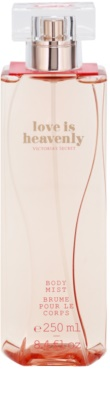 Victoria's Secret Love Is Heavenly спрей для тіла для жінок