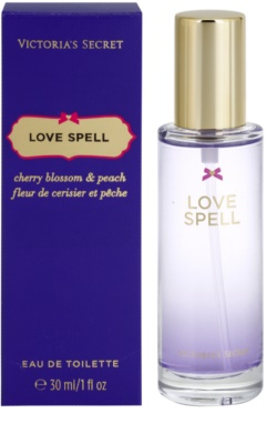 Victoria's Secret Love Spell Eau de Toilette für Damen