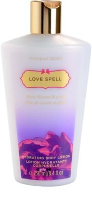 Victoria's Secret Love Spell testápoló tej nőknek