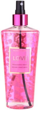 Victoria's Secret Love spray de corpo para mulheres