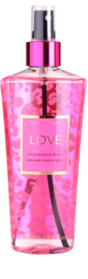 Victoria's Secret Love Körperspray für Damen 1