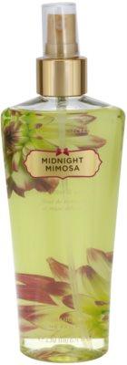 Victoria's Secret Midnight Mimosa spray de corpo para mulheres