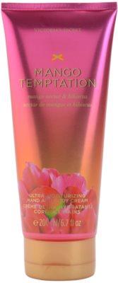 Victoria's Secret Mango Temptation crema corporal para mujer