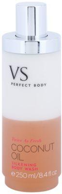 Victoria's Secret VS Perfect Body gel de duche hidratante com óleo de coco