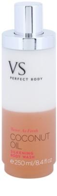 Victoria's Secret VS Perfect Body gel de dus hidratant cu ulei de cocos