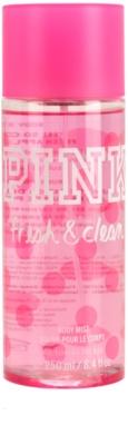Victoria's Secret Pink Fresh and Clean Körperspray für Damen
