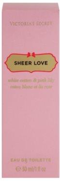 Victoria's Secret Sheer Love Eau de Toilette pentru femei 1