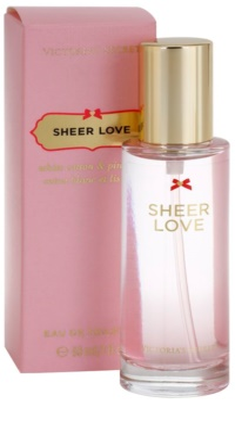 Victoria's Secret Sheer Love Eau de Toilette pentru femei 2