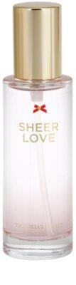 Victoria's Secret Sheer Love Eau de Toilette pentru femei 3