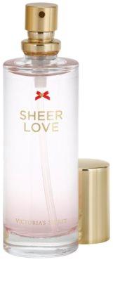 Victoria's Secret Sheer Love Eau de Toilette pentru femei 4