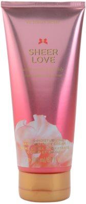 Victoria's Secret Sheer Love crema corporal para mujer