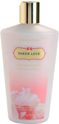 Victoria's Secret Sheer Love Körperlotion für Damen