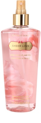 Victoria's Secret Sheer Love spray corporal para mujer 1