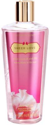 Victoria's Secret Sheer Love sprchový gel pro ženy